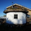 Our Straw Bale House 'Exterior Design'