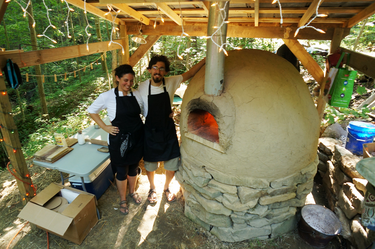 build a better outdoor pizza oven