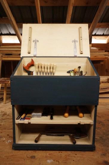 Large Dutch Tool Chest Plans