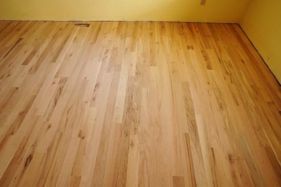 Hardwood Floor - Before Monocoat