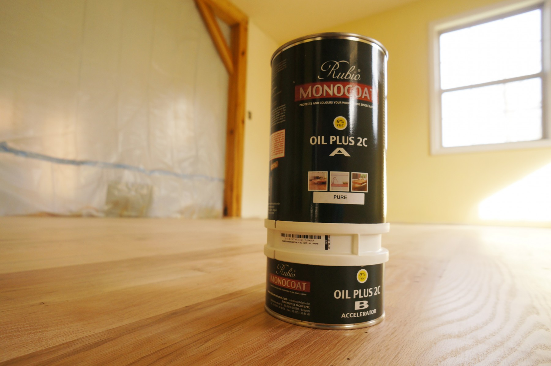 Best Finish For Hardwood Floors living room floor 1 Rubio Monocoat Oil Plus 2c