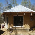 Off The Grid Straw Bale Home: Spring Update!