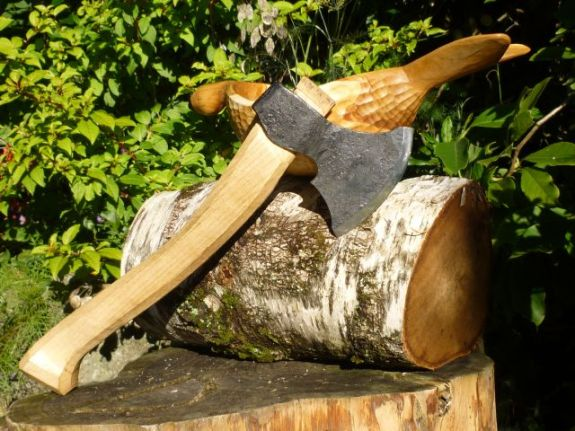 Axes we love beautiful functional hand forged