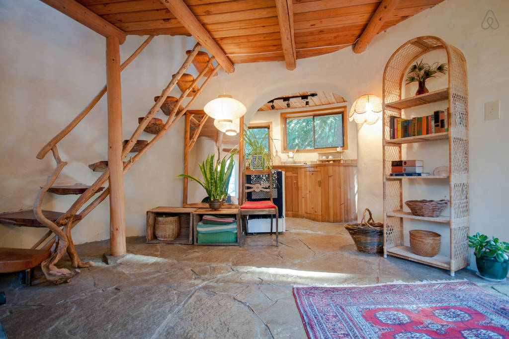This Mayne Island Cob House is Amazing | The Year of Mud