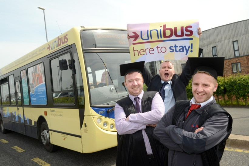 Unibus Here to Stay 8000