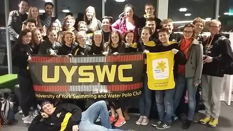 Image credit: Beth Richards / University of York Swimming and Water Polo Club