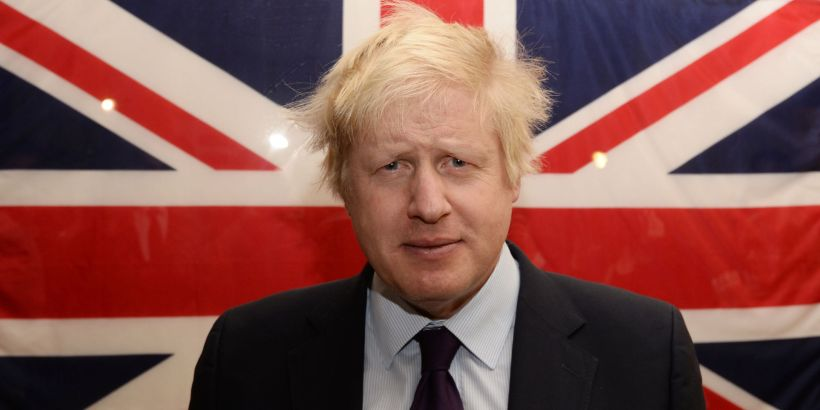 Boris Johnson, the favourite candidate to become the new Prime Minister of Great Britain. Image credit: The Huffington Post