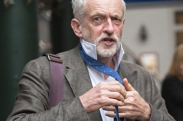 Jeremy Corbyn: driving Labour to the brink?