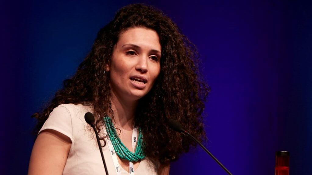 Malia Bouattia, the current President of the National Union of Students. Image credit: BBC