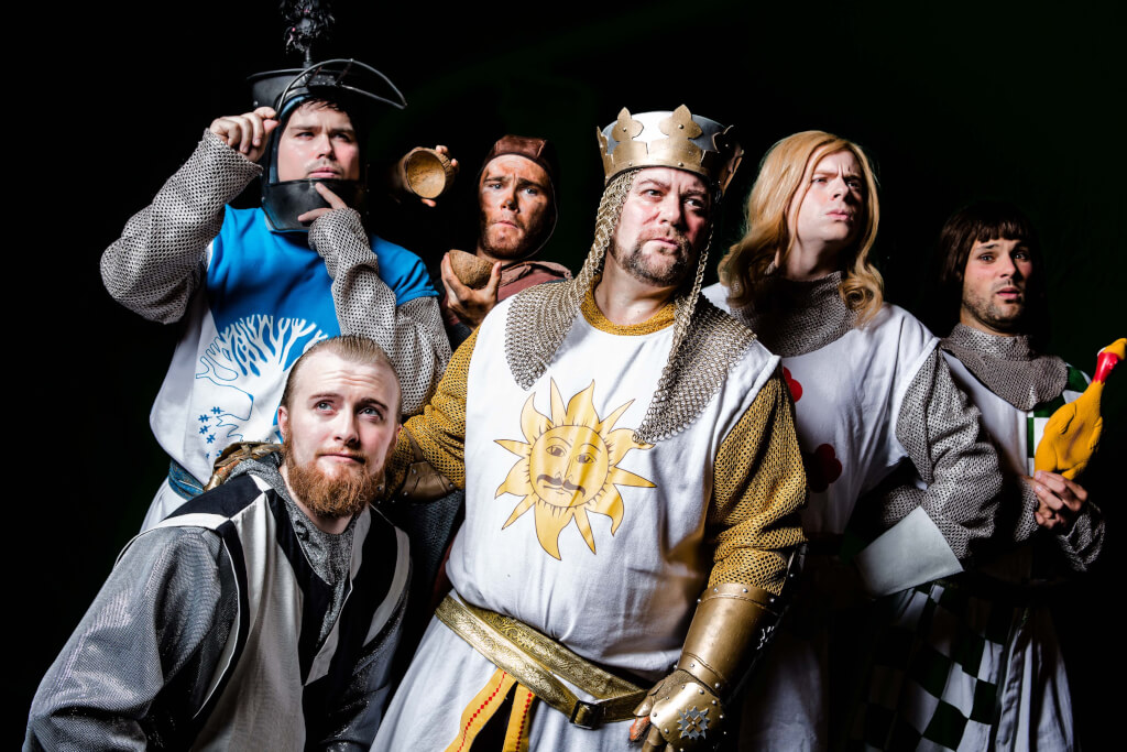 The Knights of the Round Table. Photo Credit: Matthew Kitchen