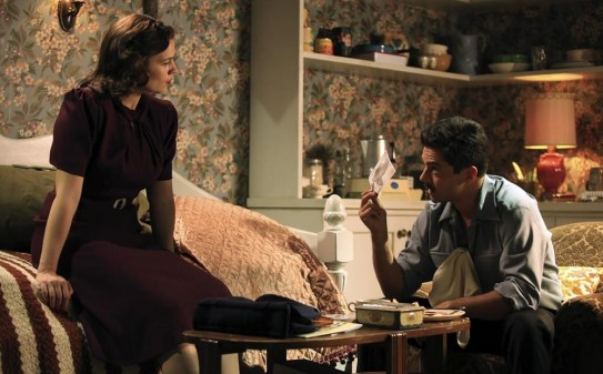 HAYLEY ATWELL, DOMINIC COOPER