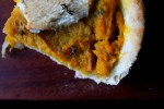 Pumpkin & Goat Cheese Tart
