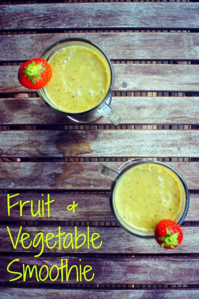Fruit & Vegetable Smoothie