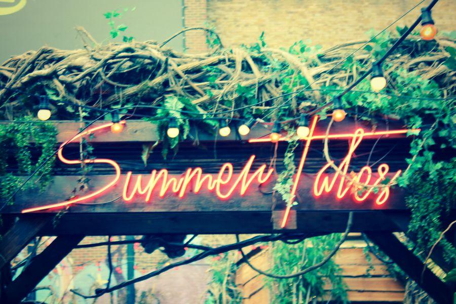Summer Tales in London