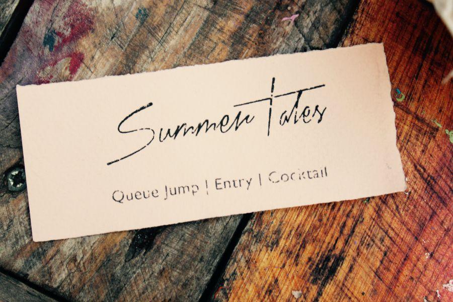 Summer Tales London
