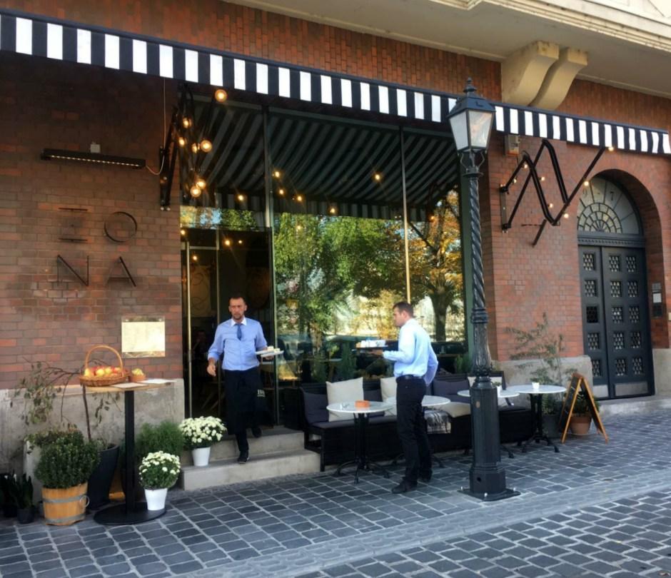 Zona Restaurant Budapest