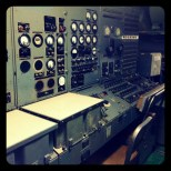 Buttons and dials.