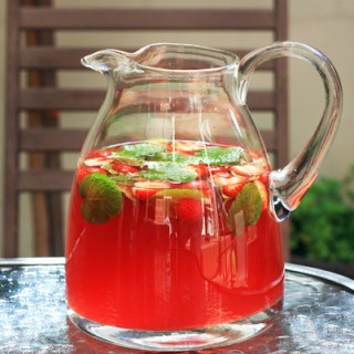 Strawberry Iced Tea