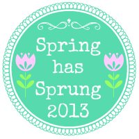 Cass can sew and Lil Pip Designs Spring has Sprung