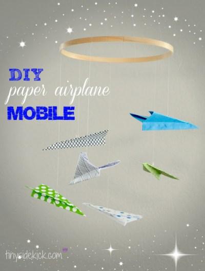 Paper Plane Mobile