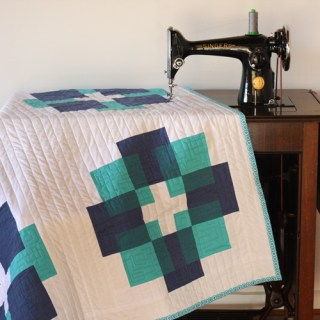 The Luminous Quilt Pattern is here!
