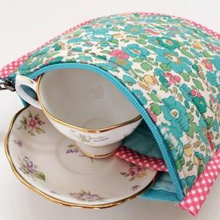 Teacup Carrier