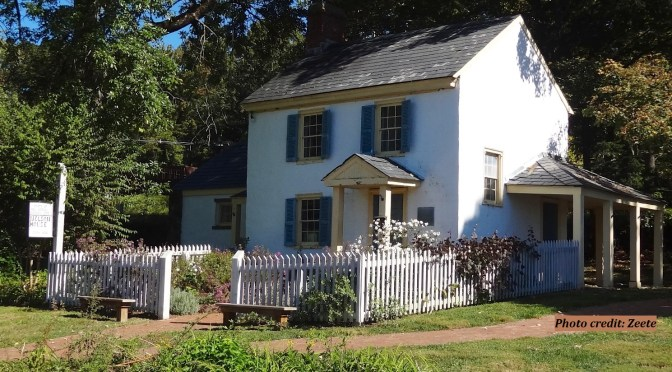 Washington Crossing State Park NJ Nelson House - Things to Do In New Jersey