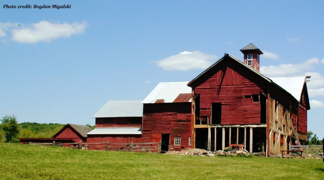 Big Red Barn at Howell Living History Farm - Things to Do In New Jersey