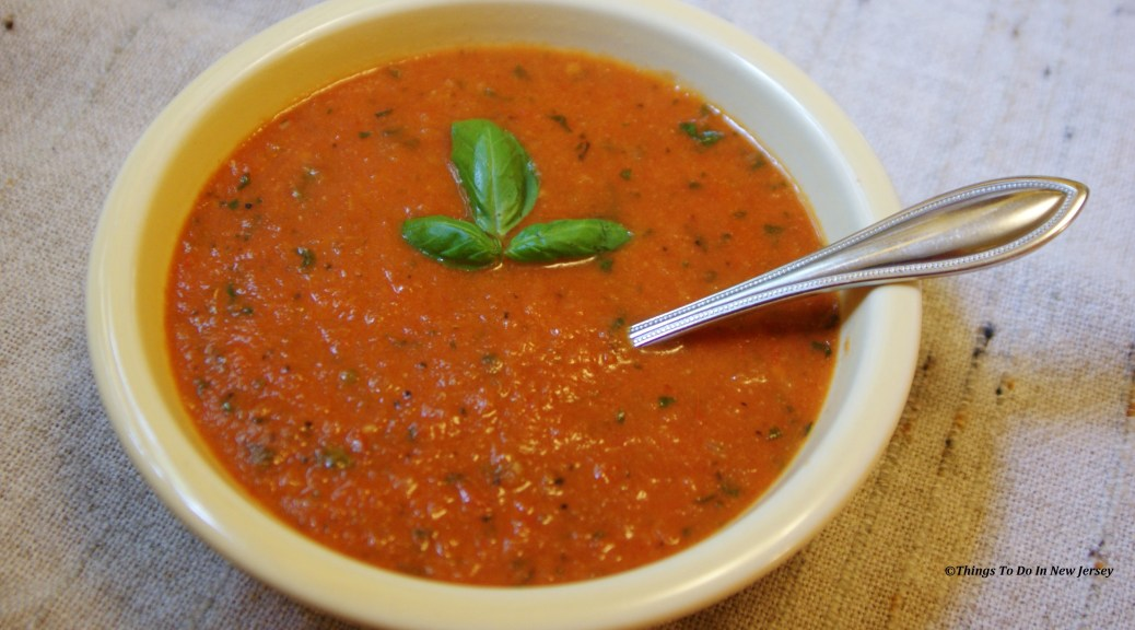 Tasty Tuesday - Tomato Basil Soup -hings to Do In New Jersey