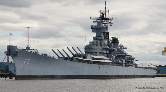 Battleship New Jersey - Camden Waterfront | Things to Do In New Jersey