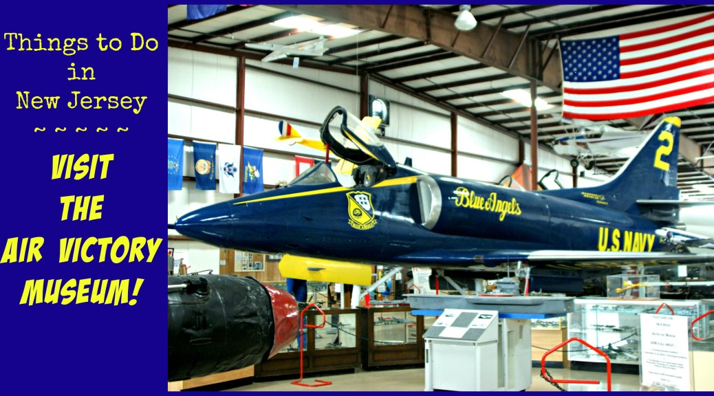 At the Air Victory Museum in Lumberton , NJ you can see a Blue Angels' Skyhawk, sit in the cockpit of a P-80, & more! - find out more at www.thingstodonewjersey.com - #nj #newjersey #lumberton #burlingtoncounty #museums #thingstodo #daytrips #fieldtrips #kids #aviation #planes #fun #inexpensive #airvictorymuseum