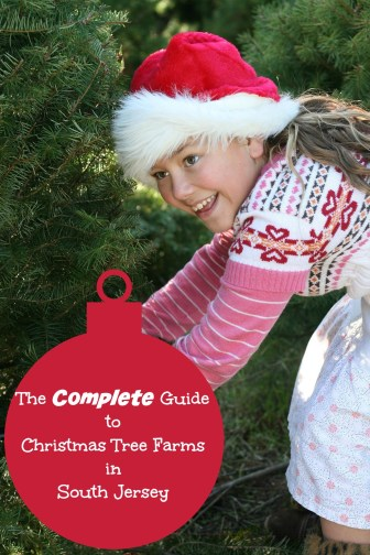The COMPLETE Guide to Christmas Tree Farms in South Jersey | Find out more at www.thingstodonewjersey.com | #nj #newjersey #christmastreefarms #christmastree #farms #southjersey #burlingtoncounty #camdencounty #gloucestercounty #christmas