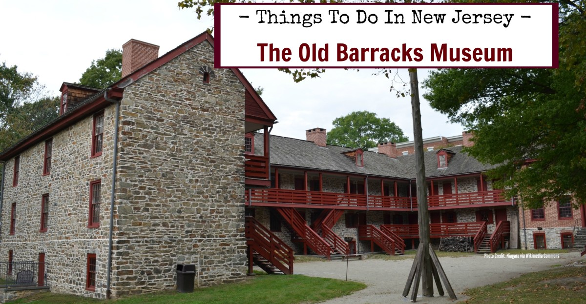 Things To Do In New Jersey - Old Barracks Museum