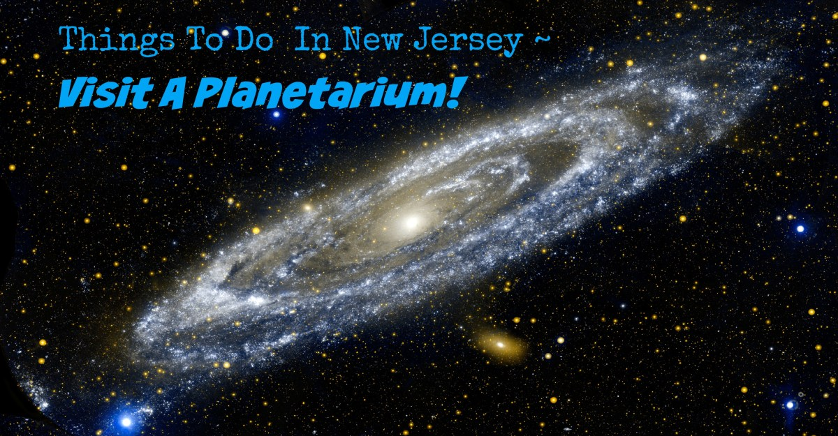 The Ultimate Guide to Planetariums in New Jersey!
