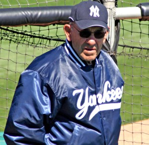 Yogi Berra and his wife, Carmen, have been residents of New Jersey for over 60 years. | find out more about Yogi at www.thingstodonewjersey.com | #nj #newjersey #yogiberra #montclair #essexcounty #famouspeople #birthdays