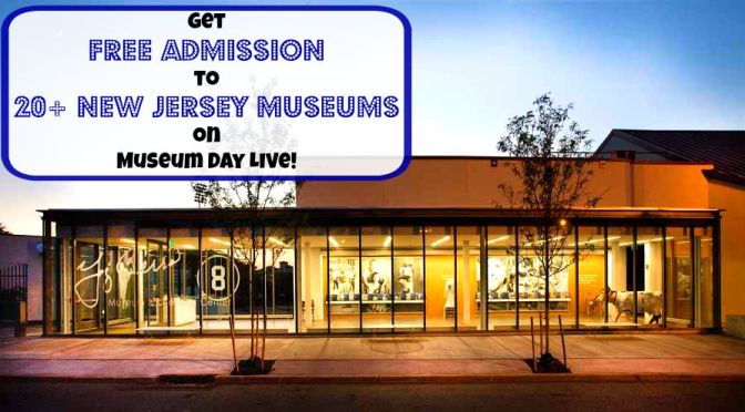 Get Free Admission To New Jersey Museums On September 24th!