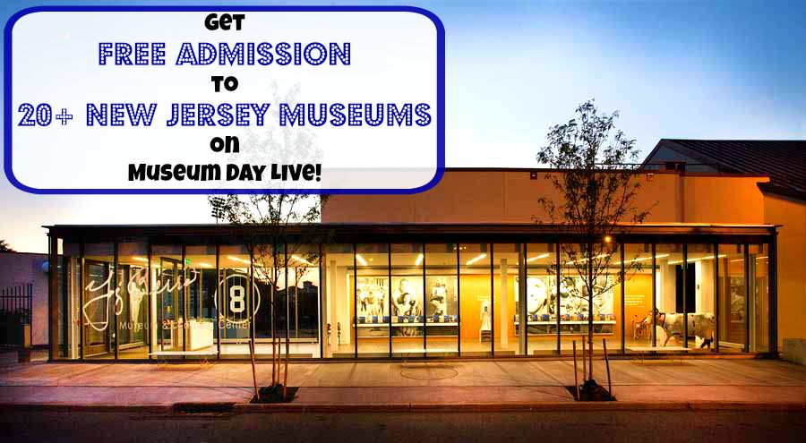 free admission to New Jersey museums | free admission to NJ museums | NJ museums with free admission | New Jersey museums with free admission | September 24 2016