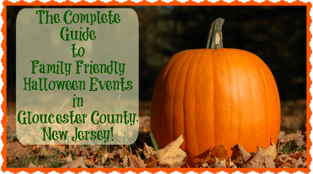The Complete Guide To Family Friendly Halloween Events in Gloucester County NJ! Find Halloween parades, hayrides, Trunk Or Treats, and more!!! | find out more at www.thingstodonewjersey.com | #nj #newjersey #gloucestercounty #halloween #events #parades #familyfriendly #kids #monroe #sewell