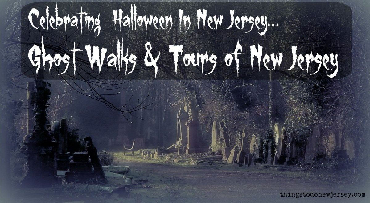Ghost Tours in New Jersey