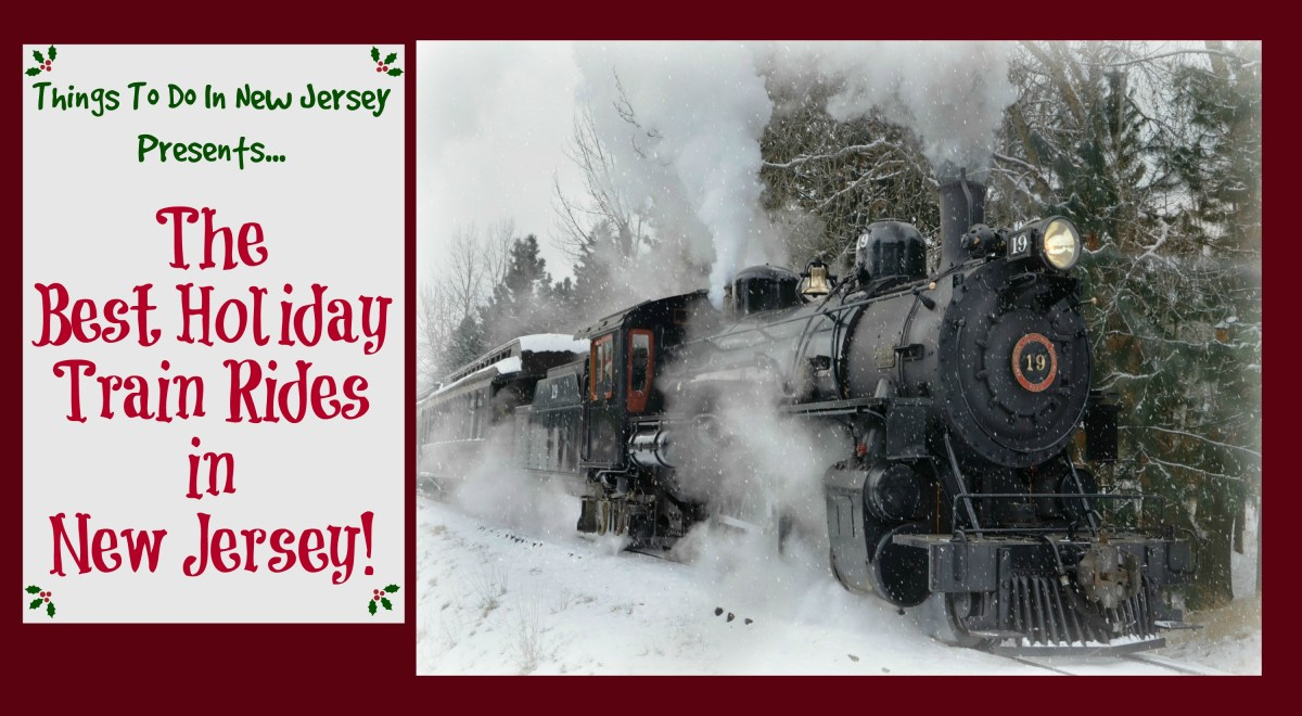 The Best Holiday Train Rides In New Jersey