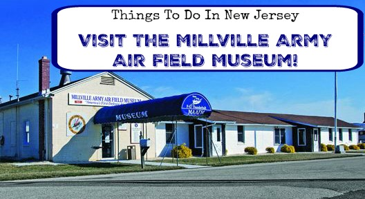 The Millville Army Airfield Museum - Aviation Museums NJ New Jersey - Free Museums In NJ - find out more at www.thingstodonewjersey.com | #NJ #NewJersey #aviation #museums #free #familyfriendly #Millville | millville army air field museum