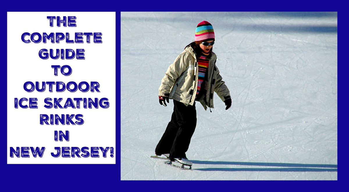 The Complete Guide to Outdoor Ice Skating Rinks in New Jersey