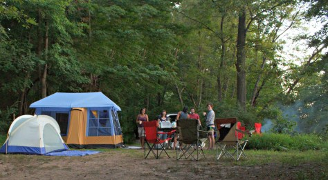 New Jersey's parks and forests offer numerous opportunities for camping around the state. | camping in new jersey | camping in nj | campgrounds in new jersey | campgrounds in nj | places to go camping in nj | places to go camping in new jersey