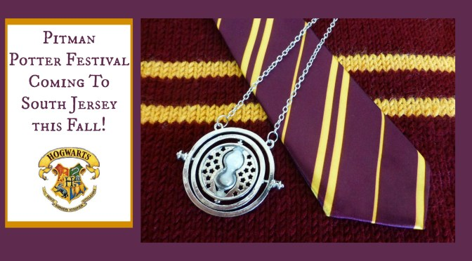 Pitman Potter Festival Makes Its Debut This Fall!