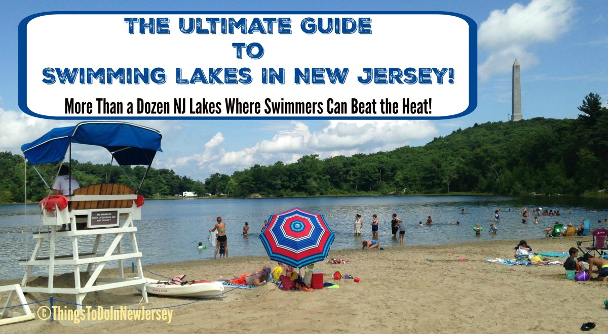 The Ultimate Guide to Swimming Lakes in New Jersey