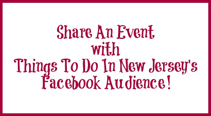 Sharing New Jersey Events on Facebook | Share NJ Events on Facebook