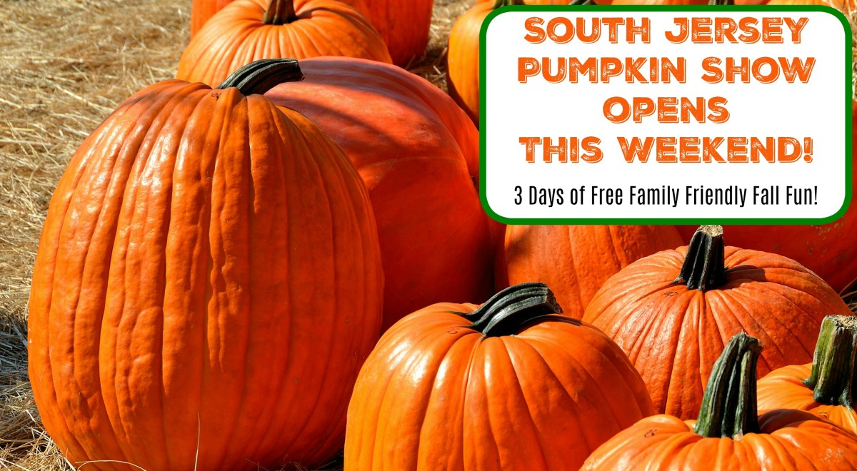 South Jersey Pumpkin Show Returns This Weekend!