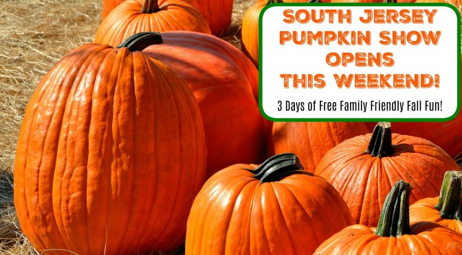 South Jersey Pumpkin Show - NJ Fall Festivals 2017 | south jersey pumpkin festival | nj pumpkin festival | nj fall festivals