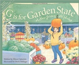 G is For Garden State New Jersey book | nj cyber monday deals | new jersey cyber monday deals