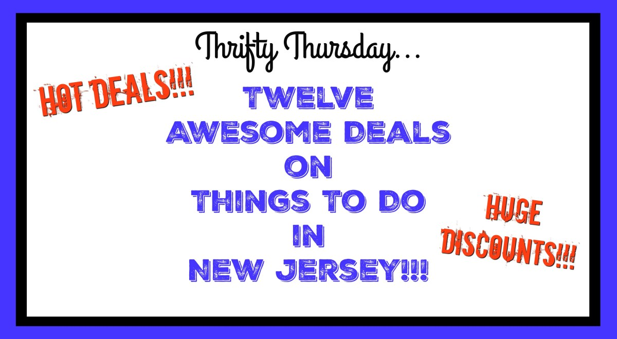 Awesome Deals On Fun Things To Do In New Jersey - November 16 2017